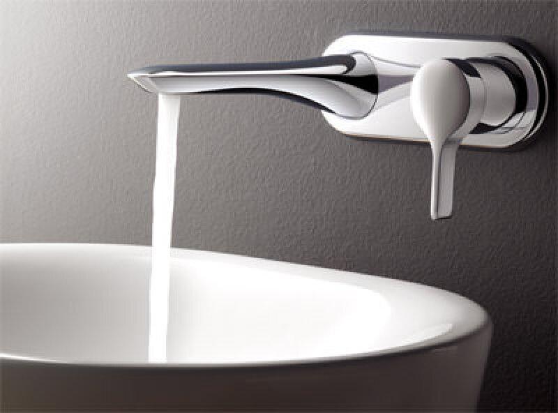 melange neue armaturenserie minimalistisch und sinnlich. Black Bedroom Furniture Sets. Home Design Ideas