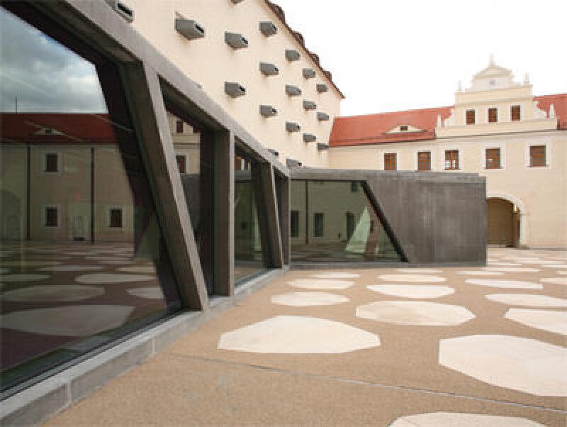 Sächsisches Bergarchiv und Mineralogische Sammlung, Freiberg (AFF architekten, Berlin)