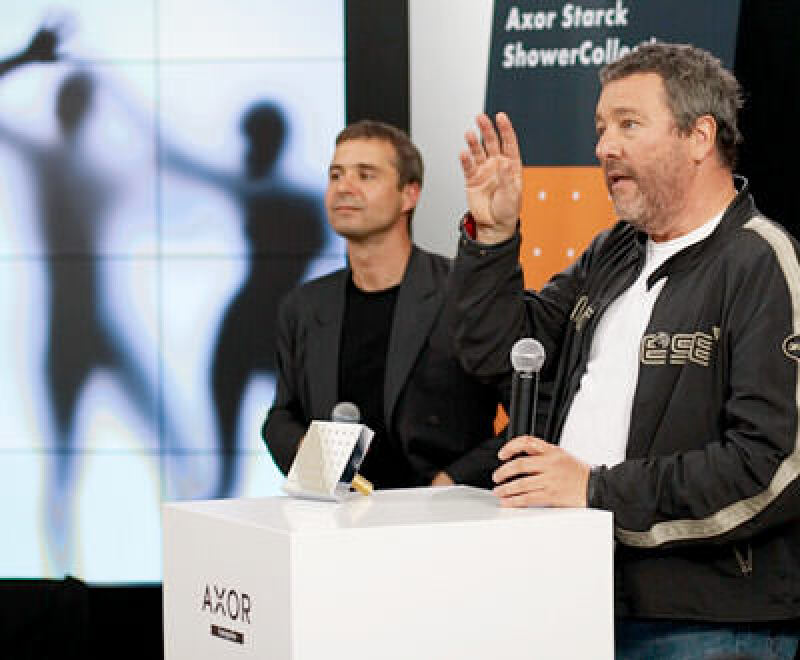 Philippe Starck, Philippe Grohe, Axor