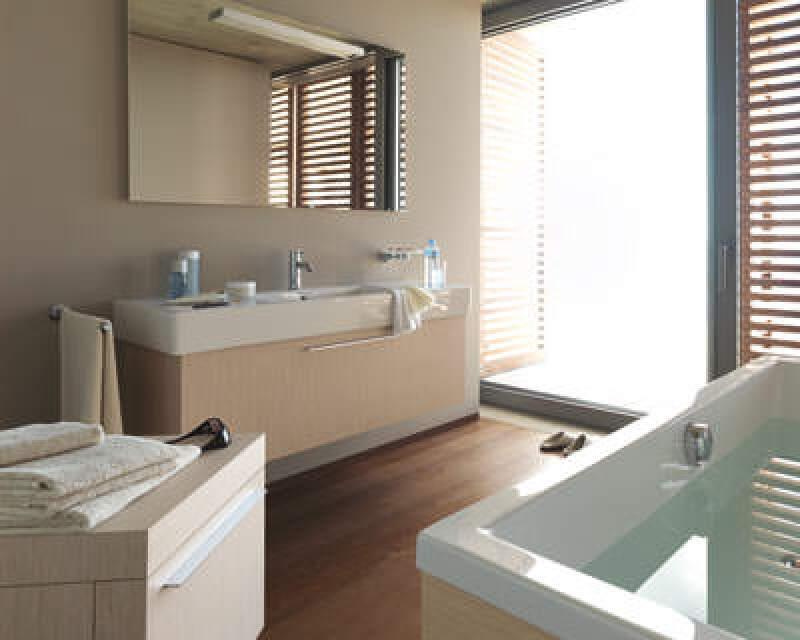 best holzboden im badezimmer photos - home design ideas