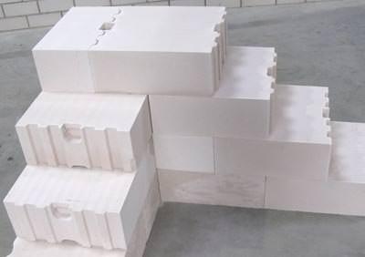 energiesparwand mit flachen 48er porit steinen. Black Bedroom Furniture Sets. Home Design Ideas