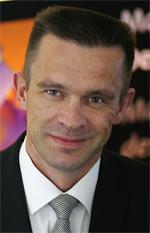 Rainer Kunz, Geschäftsführer Elero Antriebstechnik und Linearantriebstechnik