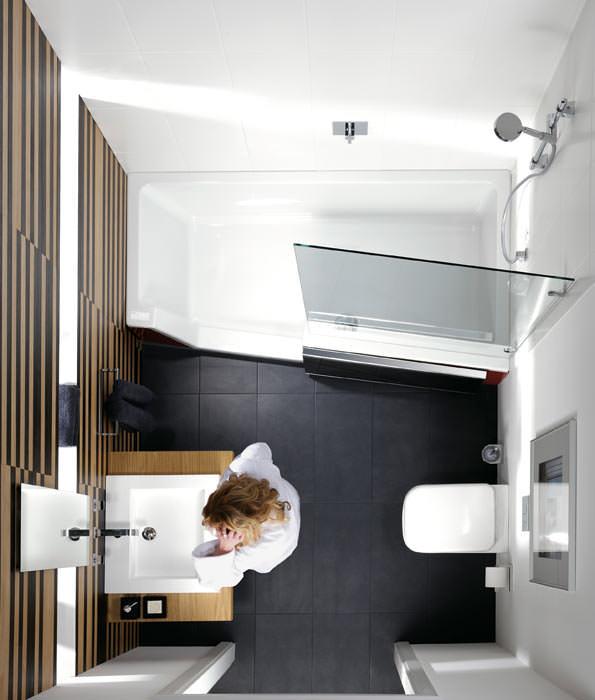 duschen und baden mit schiebetür - Schiebetür Für Badezimmer