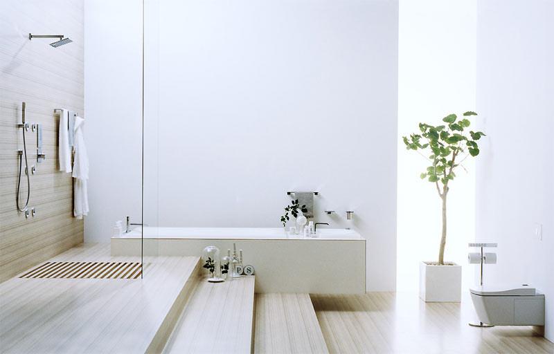 Totos Markteinführung zur ISH: Badezimmer made in Japan
