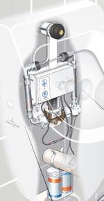 proDetect:, Radarkontrolle im Urinal