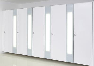 wc trennw nde mit licht und design. Black Bedroom Furniture Sets. Home Design Ideas