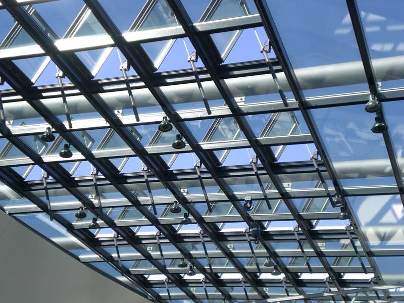Lamilux CI-Energy: Energiemanagement mit Tageslichtsystemen