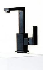 kristallklares wasser trifft auf armaturen in tiefem schwarz. Black Bedroom Furniture Sets. Home Design Ideas