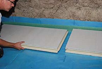 kleinformatige d mmelemente f r sparren decken und b den. Black Bedroom Furniture Sets. Home Design Ideas
