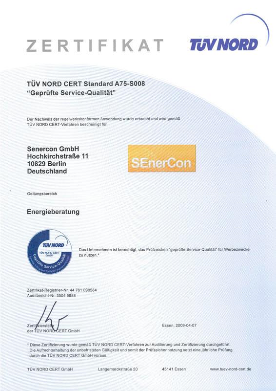 Energieberatung Nord energieausweise und energieberatung mit tüv zertifikat