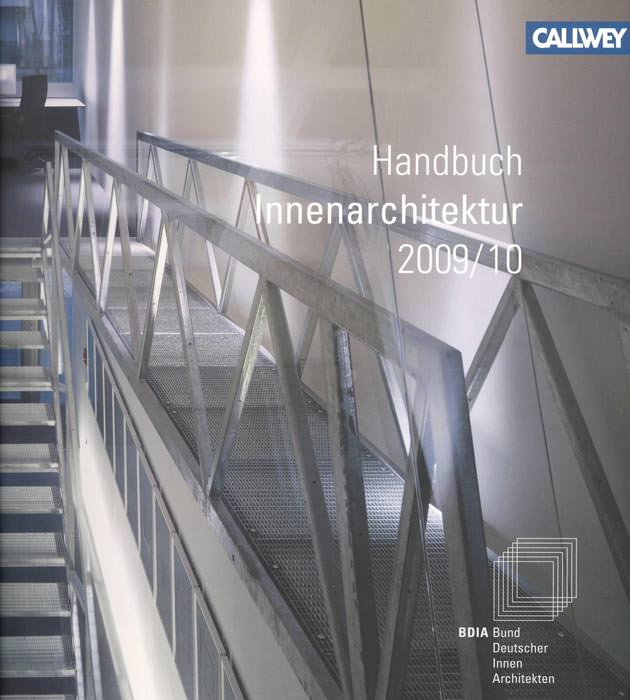 handbuch innenarchitektur 2009/2010   innenarchitektur-projekte, Innenarchitektur ideen