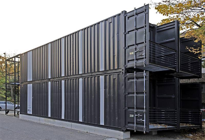 container von der hochsee zur hochschule f r studentische arbeitsr ume. Black Bedroom Furniture Sets. Home Design Ideas