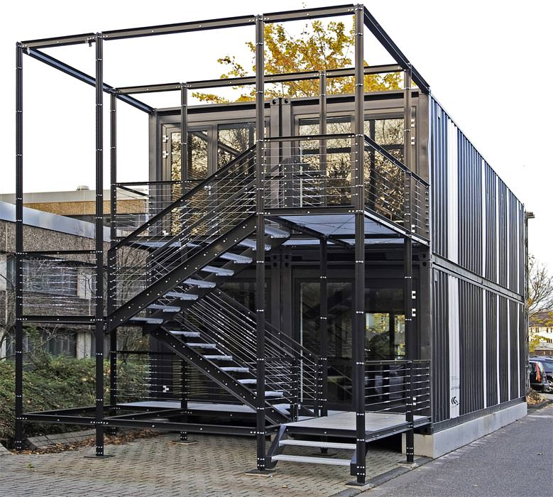 container von der hochsee zur hochschule f r. Black Bedroom Furniture Sets. Home Design Ideas