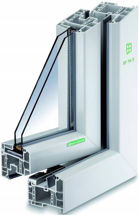 Kneer Süd Fenster kneer hat kunststoff-fensterprogramm umgestellt   fenster aus