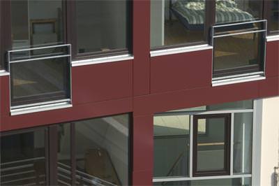 trespa fassadenplatten mit keil hinterschnittankern erneut zugelassen. Black Bedroom Furniture Sets. Home Design Ideas