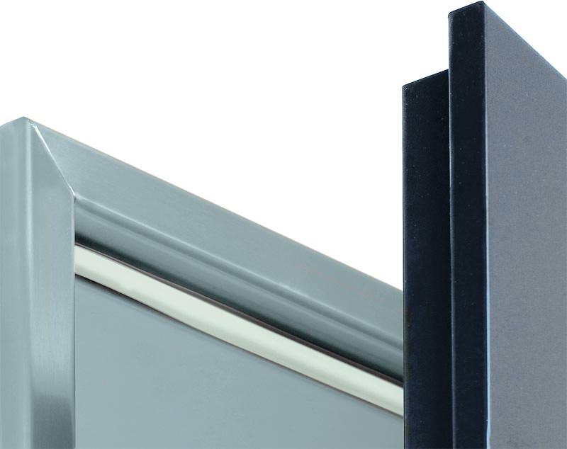 Türzarge stahl  Stahl-Zargen für spezielle Anforderungen | Zargen mit schräger Leibung
