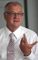 Roto-Vorstandsvorsitzende Dr. Eckhard Keill