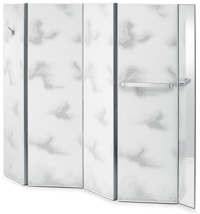axor urquiola paravent sichtschutz raumteiler und heizk rper. Black Bedroom Furniture Sets. Home Design Ideas