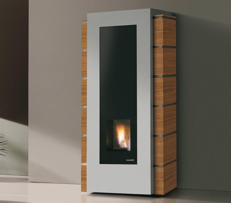 design pelletofen auf italienisch. Black Bedroom Furniture Sets. Home Design Ideas