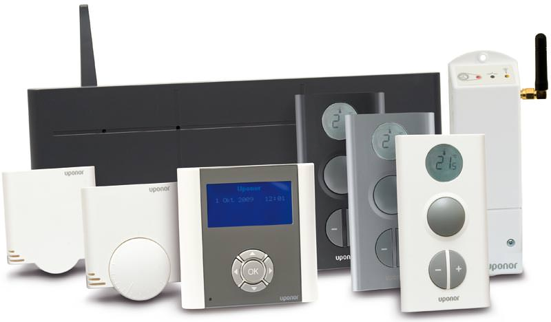 einzelraumregelung mit dynamischem energie management. Black Bedroom Furniture Sets. Home Design Ideas