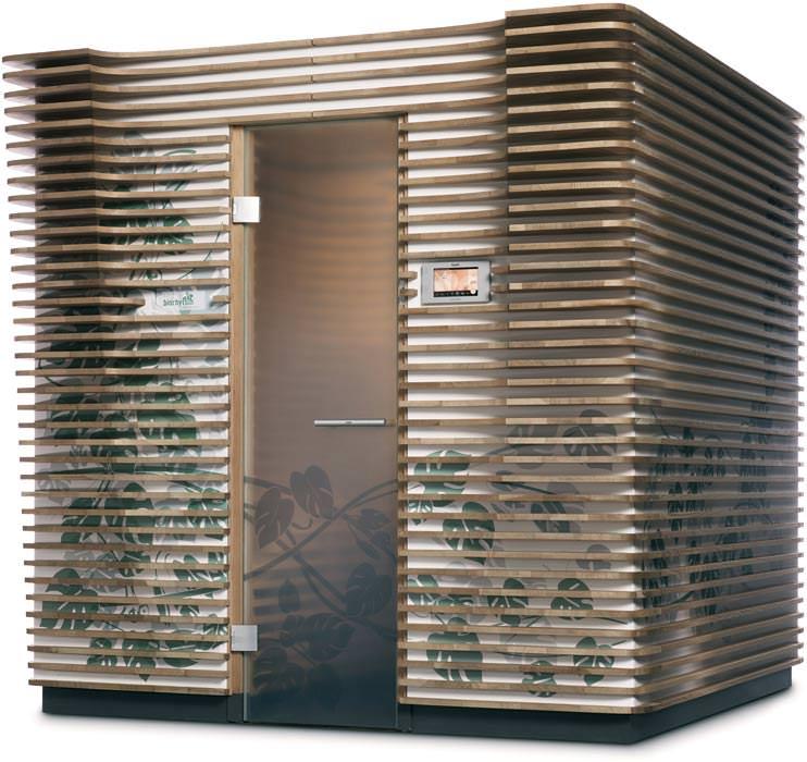 designsauna im biorhythm design klafs sauna biorhythm modern recreation. Black Bedroom Furniture Sets. Home Design Ideas