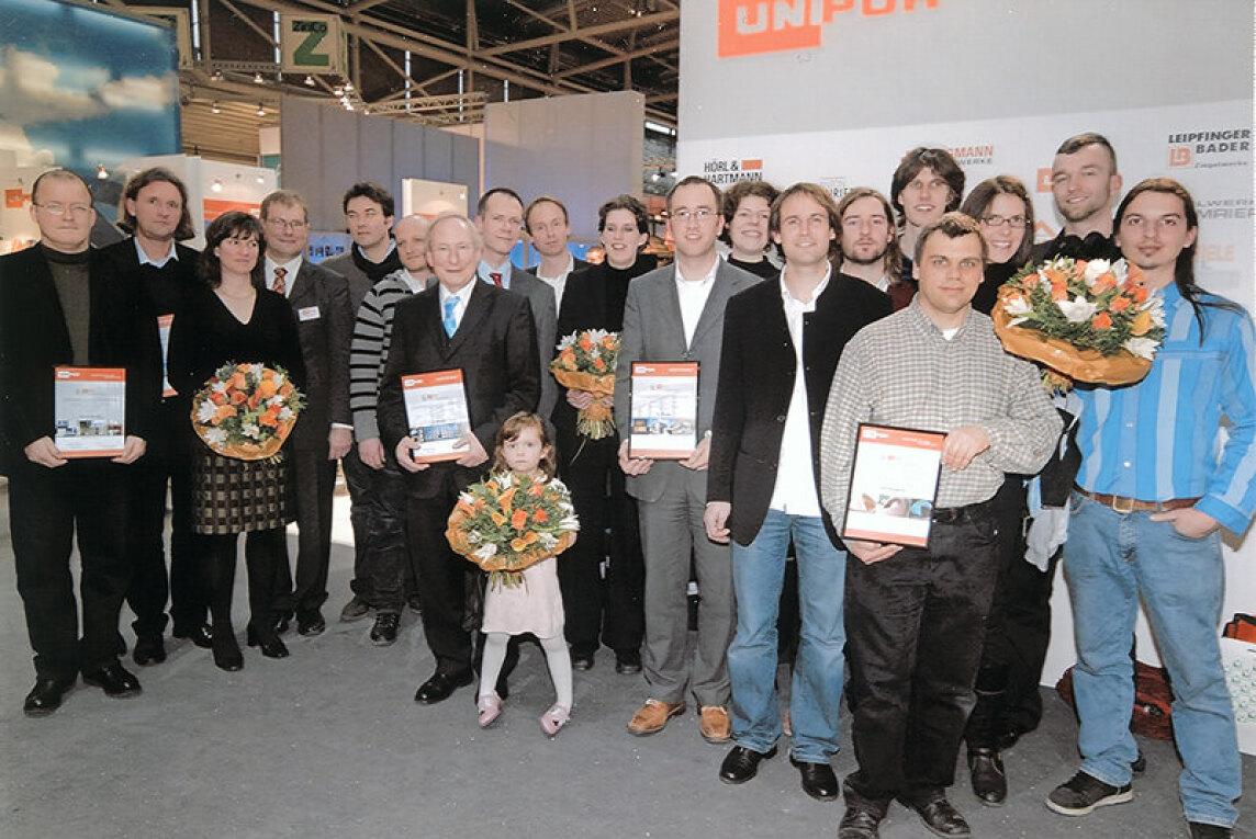 Sieger des 8. Unipor-Architekturpreises