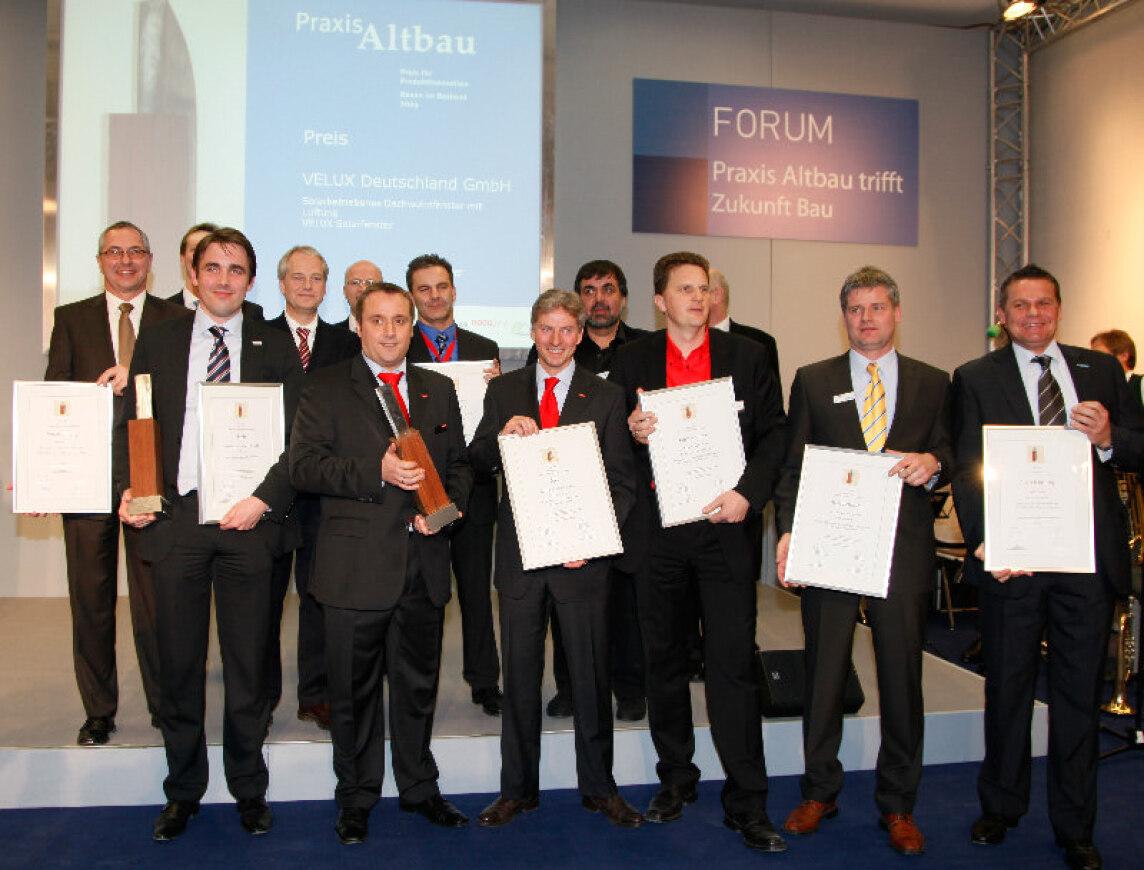 BAKA-Preis 2009: Presträger und Ausgezeichnete
