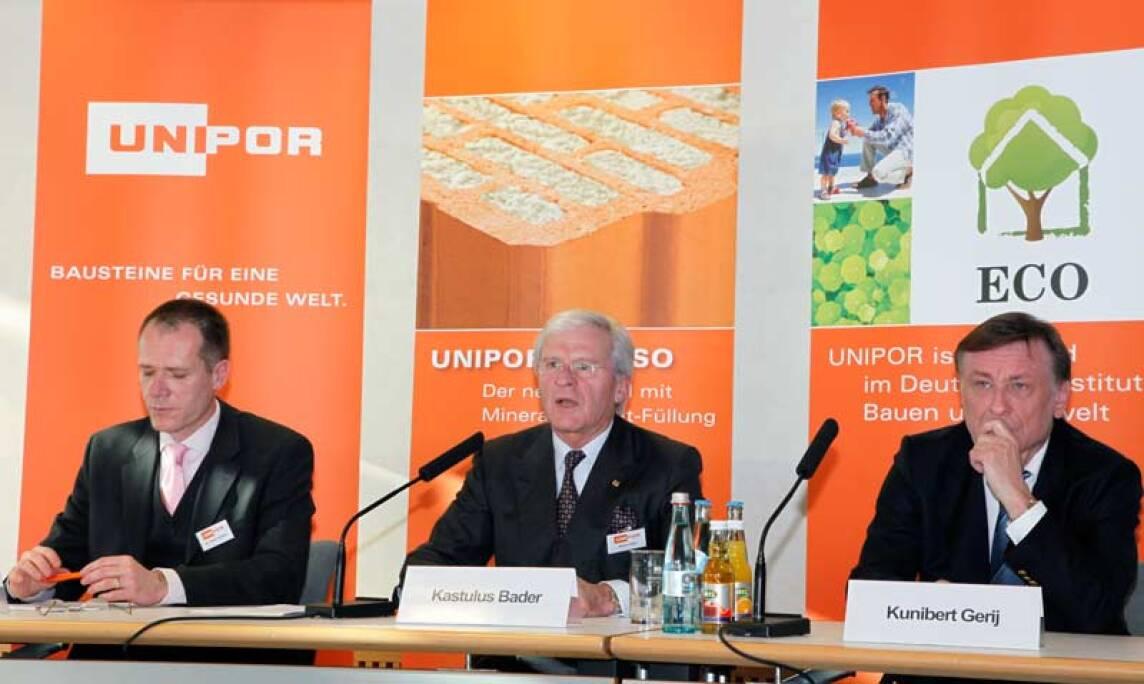 Dr.-Ing. Thomas Fehlhaber, Kastulus Bader, Kunibert Gerij