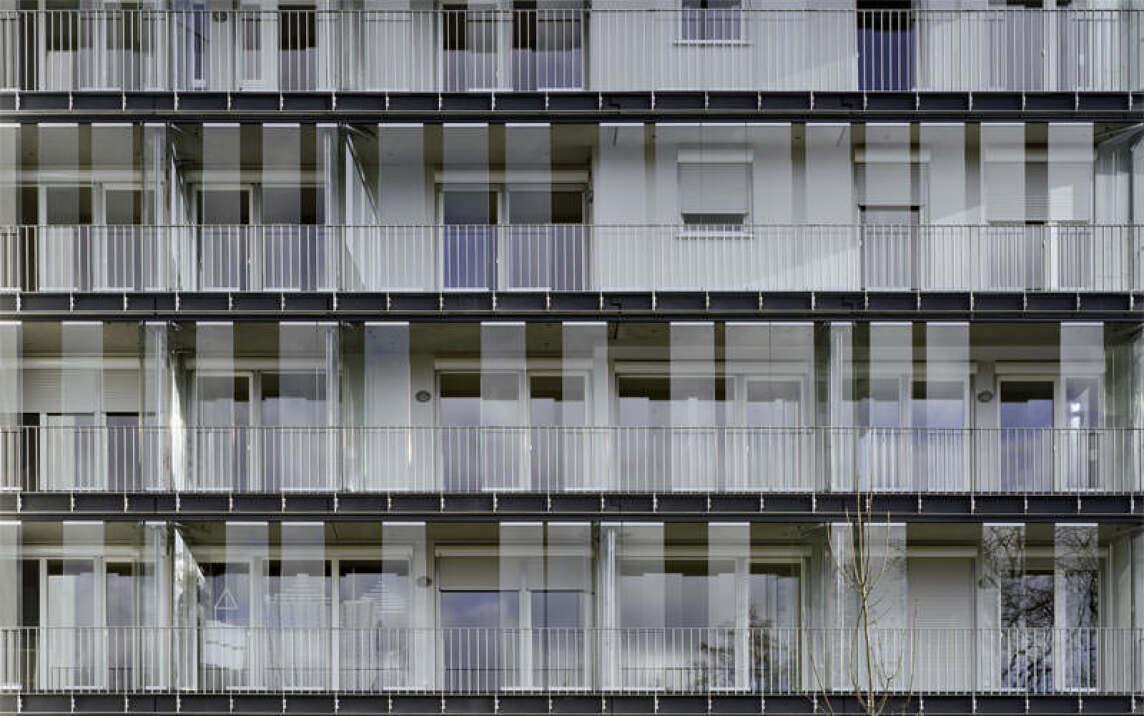 Balkon- /Loggiaverglasung
