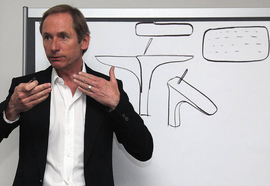 Tom Schönherr, Geschäftsführer von Phoenix Design