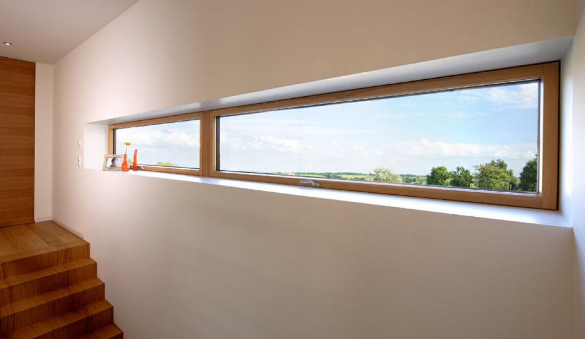 Purismus pur(o): Fenster ohne sichtbaren Blendrahmen | Fenstersims ...