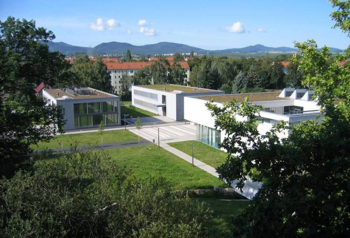 Hochschulcampus in Zittau