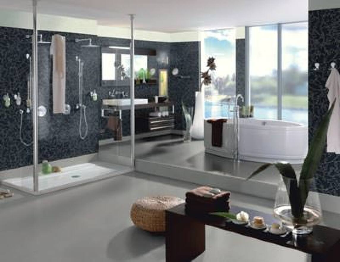 wetroom vinyl kollektion f r boden und wand wandbelag. Black Bedroom Furniture Sets. Home Design Ideas