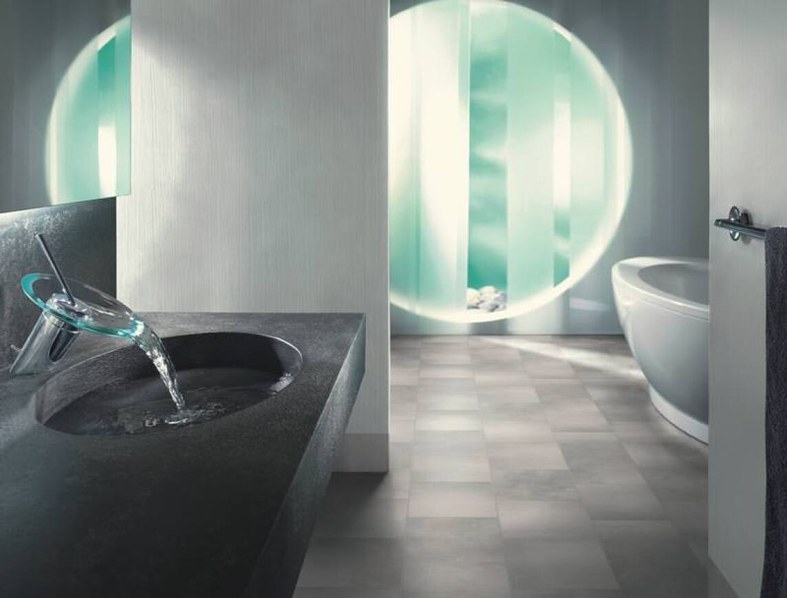 Vinyl Fußboden Im Bad ~ Wetroom vinyl kollektion für boden und wand wandbelag aus kunststoff