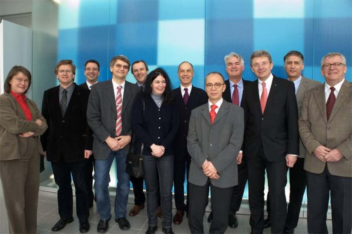 Beirat der neuen VDI-Gesellschaft Bauen und Gebäudetechnik