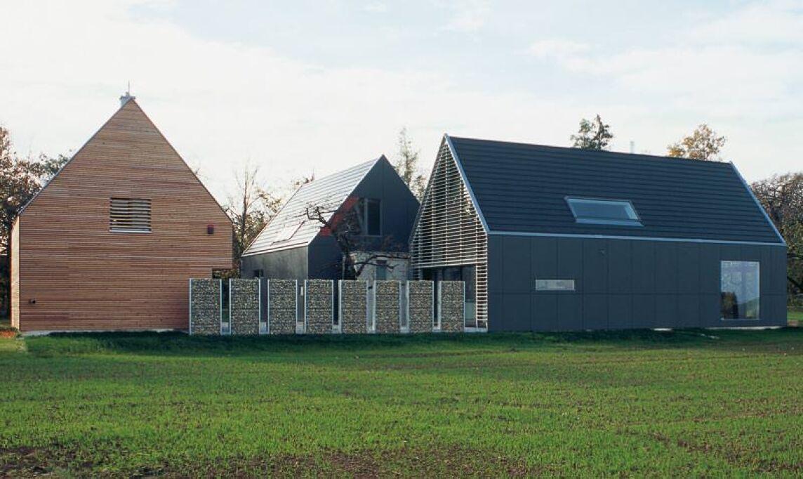 Haus W, Lilling von att Architekten
