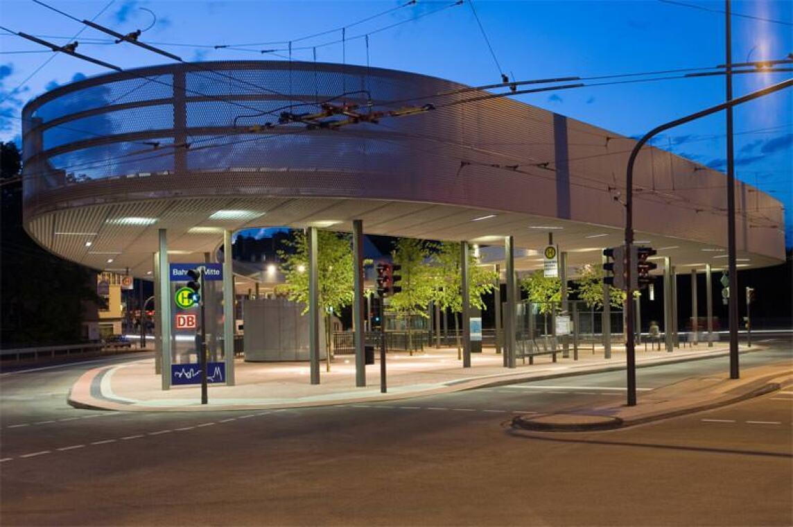 Haltepunkt Solingen, Solingen, ASTOC Architects + Planners, Köln