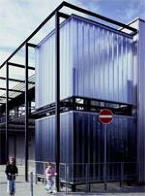 Neubau Mensa + Sanierung Sporthalle Johannes-Häussler-Schule, Neckarsulm, Mattes Sekiguchi Partner Architekten BDA, Heilbronn