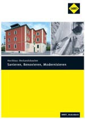 SanReMo-Broschüre von Sakret