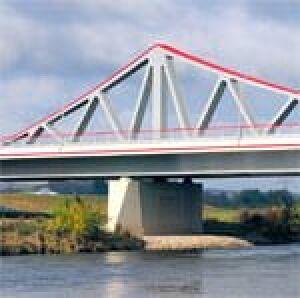 Muldebrücke bei Wurzen