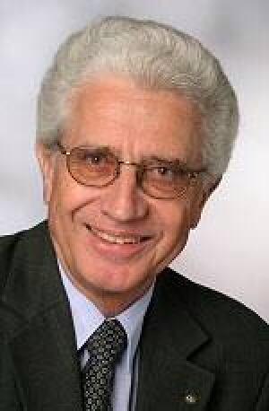 Professor Arno Sighart Schmid, Präsident der Bundesarchitektenkammer (BAK)