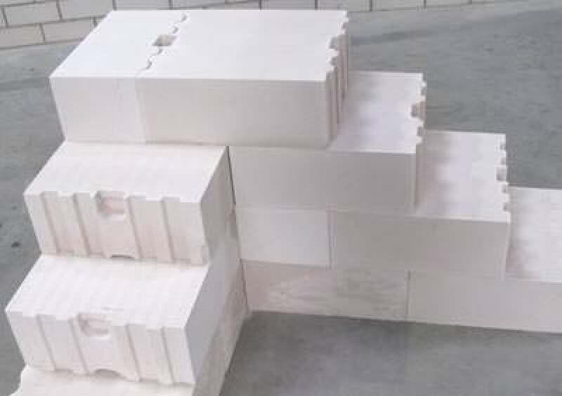 Porenbetonstein, Porit-Planstein PPW 2/0,35, Porenbeon-Mauerwerk, Porit-Steine, Mauersteine, Dünnbettmörtel, EnEV 2012