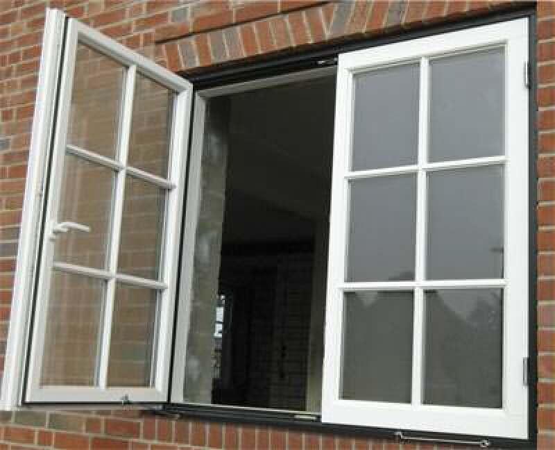 Fenster außen  Syltfenster von rekord: friesisch und traditionell nach außen zu ...