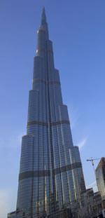 burj khalifa mit 828 metern das h chste geb ude der welt burj dubai tall building. Black Bedroom Furniture Sets. Home Design Ideas