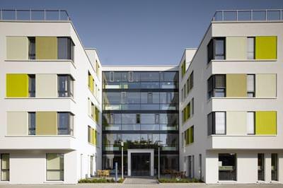 ytong silka architektenpreis 2009 klima architektur verliehen. Black Bedroom Furniture Sets. Home Design Ideas
