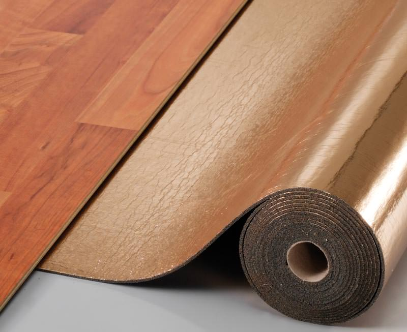 trittschalld mmung und unterlagsbahnen auf 66 seiten unterlagsbahn f r mehrschichtparkett. Black Bedroom Furniture Sets. Home Design Ideas