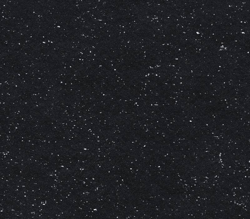 Architekten linoleum kollektion mit echtmetall granulat for Linoleum schwarz