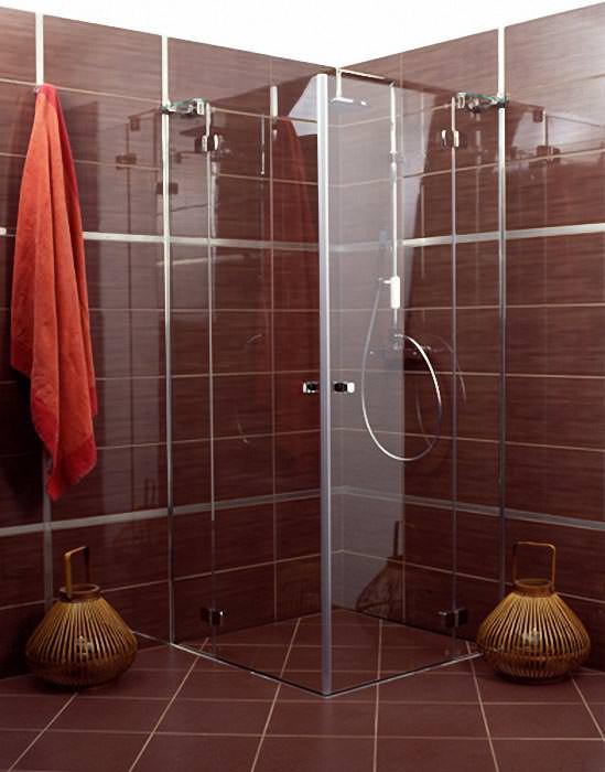 bodenebene duschwanne zum aufklappen mit vierseitigem. Black Bedroom Furniture Sets. Home Design Ideas