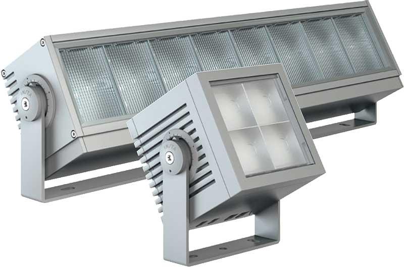 neue insta led strahler f r wei licht und dmx steuersysteme. Black Bedroom Furniture Sets. Home Design Ideas