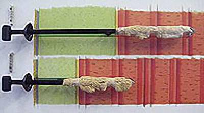Fensterladenmontage Auf Wdvs Fassaden